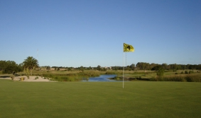 San Carlos Village & Golf, a course overlooking the Río…